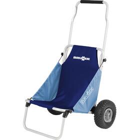 Brunner Marina - Chariot de transport - bleu